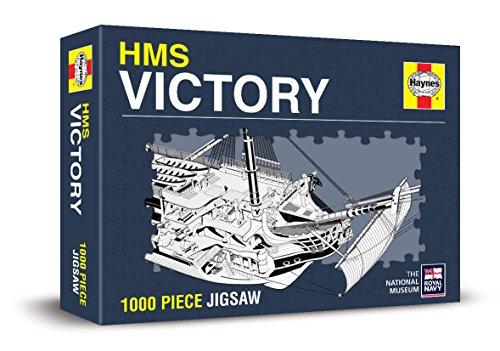 Haynes HMV Victory 1000 Piece Jigsaw por Haynes