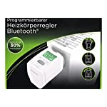 Silvercrest® Programmierbarer Heizkörperregler Bluetooth® Thermostat
