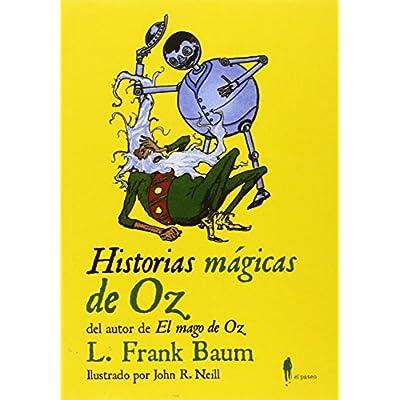 Historias Magicas De Oz D 9 A 99 Pdf Epub Percyvan