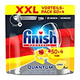Finish Quantum Citrus, WM-Edition, Spülmaschinentabs, XXL, 50 + 4 Tabs