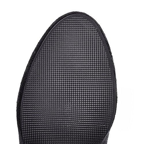 An Andku01680 - Haut Col Noir Pour Femme