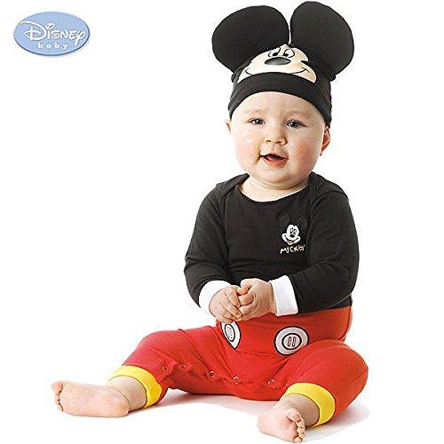 Mickey Kostüm Baby Mouse - Baby Playama Mickey Mouse 0-3 Monate