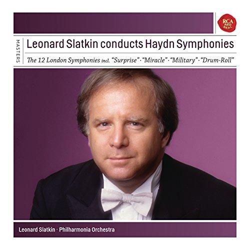 Leonard Slatkin Conducts Haydn...
