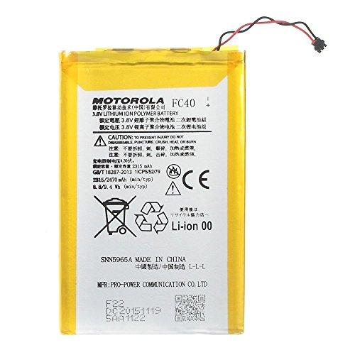 Bateria FC402470mAh Motorola Moto G3XT1540XT1541XT1548