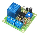ArliKits AR155 Automatischer Dämmerungsschalter Sensor Bausatz Dämmerungssensor regelbar Lichtsensor