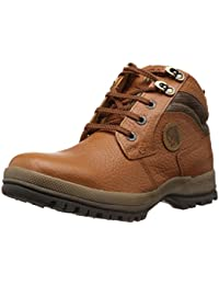 Red Chief Men's Trekking and Hiking Footwear Boots