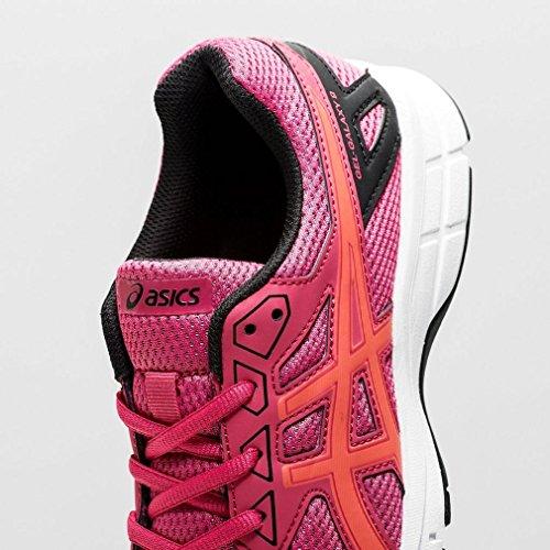 Asics Unisex-Kinder Gel Galaxy 9 Gs Laufschuhe Pink