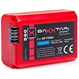 "Bundlestar * BAXXTAR PRO-ENERGY Qualitätsakku für Sony NP-FW50 (echte 1080mAh) mit Infochip - Intelligentes Akkusystem - 100% kompatibel ""neueste Generation"" für Sony ILCE XQ1 Alpha 5000 5100 6000 Alpha 7 CyberShot DSC RX10 -- Sony NEX-6 NEX-F3 NEX-7 NEX-7B NEX-7C NEX-7K NEX-3 NEX-3N NEX-C3 Nex-5 NEX-5N NEX-5K NEX-5R -- SLT A55 A33 A35 A37 A3000"