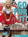 Go for it!: Kurs- und Arbeitsbuch Englisch / Kursbuch + Arbeitsbuch mit 2 Audio-CDs