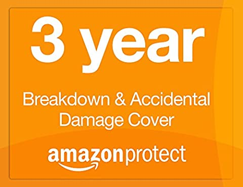 Amazon Protect 3 year Breakdown & Accidental Damage Cover for Small Kitchen Appliances from £20 to £29.99