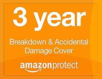 Amazon Protect 3 year Breakdown & Accidental Damage Cover for Coffee Machines from £250 to £299.99