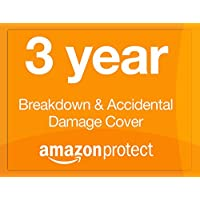Amazon Protect 3 year Breakdown & Accidental Damage Cover for Monitors from £50 to £99.99