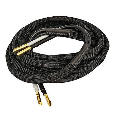 concertme MacAlister conecto Magnum haut de gamme câble pour enceinte