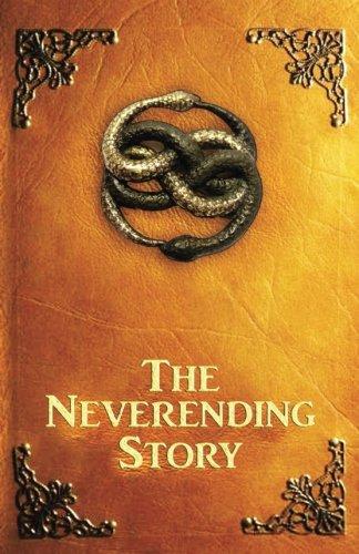 The Neverending Story: Blank Notebook por James Garcia