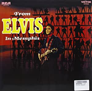From Elvis in Memphis [Import anglais]