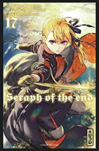 Seraph of the End Edition simple Tome 17