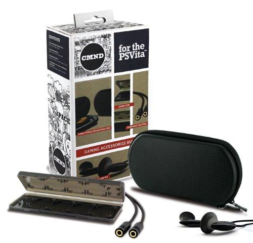Pack d'accessoires audio pour PS Vita