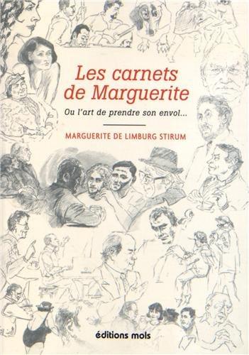 Les carnets de Marguerite : L'art de prendre son envol...
