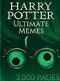 #3: Harry Potter: Hilarious Harry Potter Memes! Bonus Memes Included - 2,000 Pages total!: harry potter memes, memes for kids, harry potter kids books, harry potter jokes, harry potter comedy