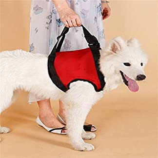 Doggie Style Store Front Legs Support Large Dog Harness Hoist Lift Lifting Sling Elderly Pet Carrier – 3 Sizes 10
