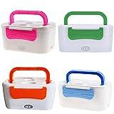 SCALDAVIVANDE elettrico totalmente estraibile lunch box portatile