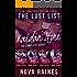 The Lust List: Kaidan Stone: The Complete Series Bundle (The Lust List: Kaidan Stone Complete Series Bundle Book 1)