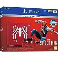 Sony Playstation Spiderman Limited Edition, 1 TB
