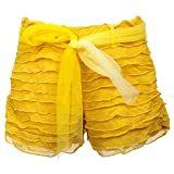 Lil Poppets Comfy cool Shorts - Yellow f...