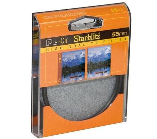 STARBLITZ Polarisierender Filter 55 mm PL-CIR - klar (305551)