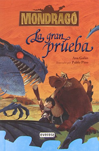 La gran prueba / The Big Test (Mondrago) por Ana Galan