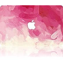 StarStruck Funda Dura MacBook Air 11 Pulgadas A1370 / A1465 Ultra Delgado Plástico (Pintura Rosada)