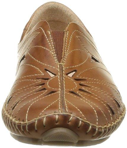 Pikolinos JEREZ 578-5 Damen Slipper Braun (Brandy)