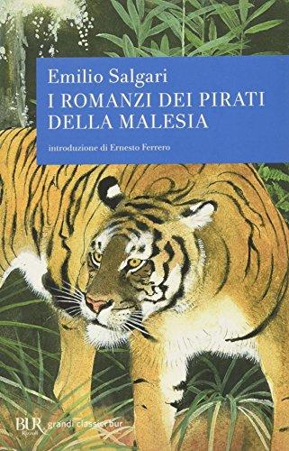 I romanzi dei pirati della Malesia