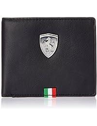 Beautylife Similar To Puma Ferrari Black Men's Wallet - BL7600701