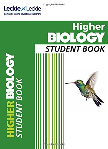CfE Higher Biology Student Book (Student Book)