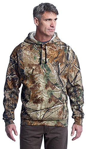 Russell Outdoors Realtree-Felpa uomo con cappuccio Realtree AP Large