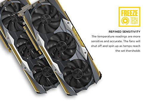 ZOTAC GeForce GTX 1080TI AMP Extreme 11GB GDDR5X 352 bit VRReady - 4