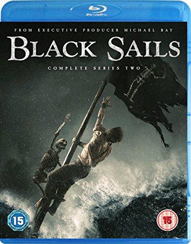 Black Sails Season 2 [Blu-ray] [UK Import] Preisvergleich