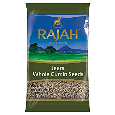 Rajah Whole Jeera, 100 g by Rajah