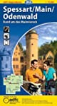 ADFC Regionalkarte Spessart / Main /...