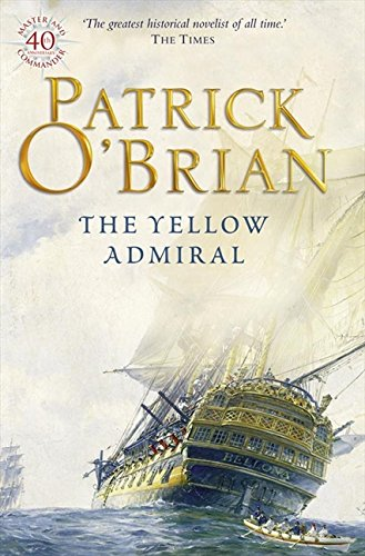 The Yellow Admiral por Patrick O'Brian