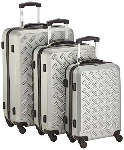 Packenger Valise, argent (Argent) - 503-005-04