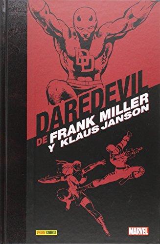 Daredevill de frank miller editado por Panini / marvel