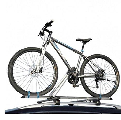 Fischer Fahrradträger Dachträger für 1 Fahrrad Relingträger Mountainbike (Fischer Auto)