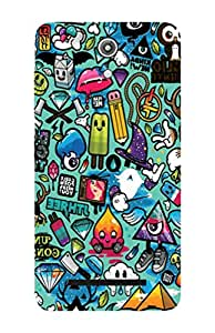 High Quality Printed Designer Back Cover for ASUS ZENFONE Go