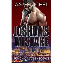Joshua's Mistake (Psychic Mates Book 2)
