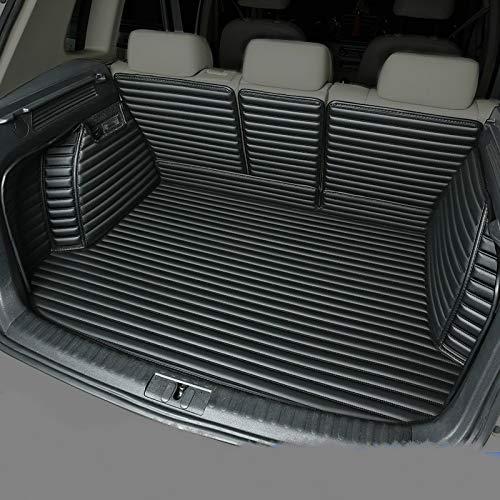 MAYAHA Volle wasserdichte Stiefel-Teppich-rutschfeste dauerhafte spezielle Kofferraummatten für Land Rover Discovery 3/4/5 Sport