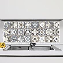 Amazon.es: vinilos cocina azulejos