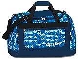 BESTWAY Blau Schulsporttasche Sporttasche Schwimmtasche Freizeittasche Weekender Traveller Bag - 40195-5000