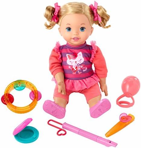 Little Mommy Mommy Mommy Let's Make Music Doll B00IVFCESC fede52